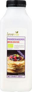 Levevis Organic Pancake Mix
