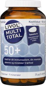 Livol Multi Total 50+