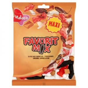 Malaco Favorit Mix 0,375 kg