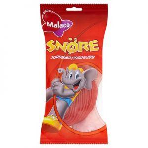Malaco Strawberry Strings
