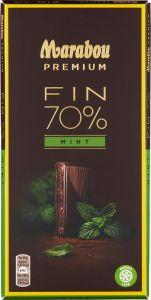 Marabou Premium 70% Kakao Mint