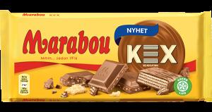 Marabou KEX Chokolade