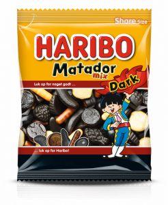 Haribo Matador Dark Mix 0,12 kg