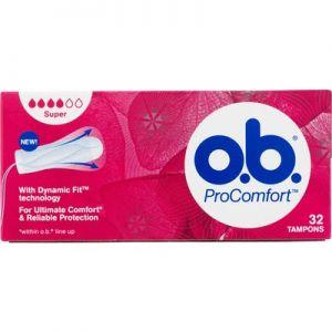 O.b. ProComfort Tamponer Super