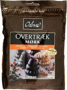 Odense Chokoladeknapper Mørk