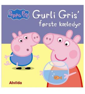 Peppa Pig, Gurli Gris' first pet