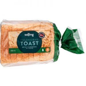 Salling Fuldkorns Toast