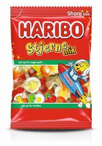 Haribo Stjerne Mix 0,375 kg