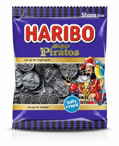 Haribo Super Piratos 0,12 kg