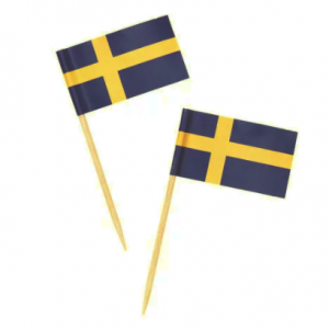 Svenske Cocktail Flag