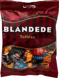 Toms Mixed Toffees