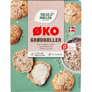 Valsemøllen Organic Porridge Buns Mix